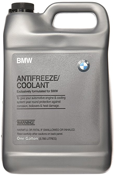 BMW Full Strength Antifreeze Coolant ‑ 1 Gallon